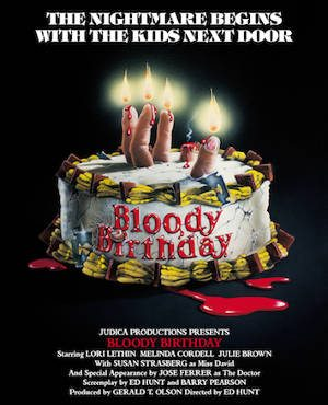 Bloody Birthday Movie Review