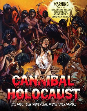 Cannibal Holocaust Blu Ray Review