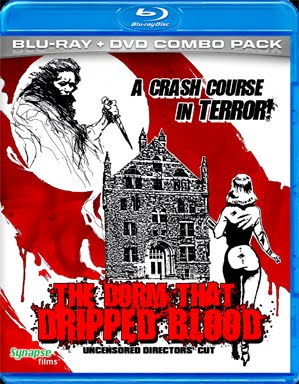 The Dorm That Dripped Blood Blu-Ray Review