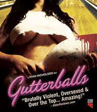 Gutterballs Movie Review