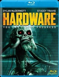 Hardware (aka M.A.R.K. 13) Blu-Ray Review