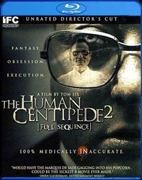 The Human Centipede 2 (Full Sequence) Blu-Ray Review