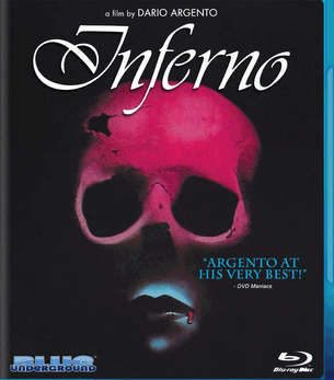 Inferno Blu-Ray Review