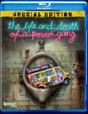 The Life and Death of a Porno Gang Blu-Ray Review