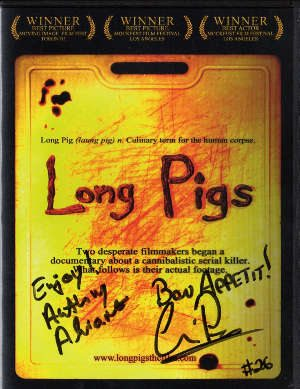 "Long Pigs ""Jerky Edition"" Movie Review"