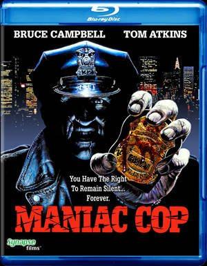 Maniac Cop Blu-Ray Review