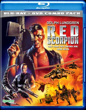 Red Scorpion Blu-Ray Review