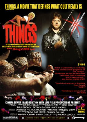 Through the Mousehole – Interview with Barry J. Gillis, Actor & Co-Writer of Things