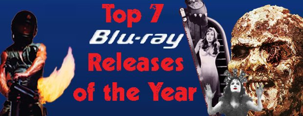 Top 7 Blu-Ray Release of the Year 2011