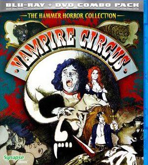 Vampire Circus Blu-Ray Review