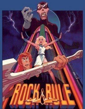 Rock & Rule Blu-Ray Review